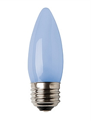 Verilux B10f60vlx 60w B10 Frosted Natural Spectrum Bulb