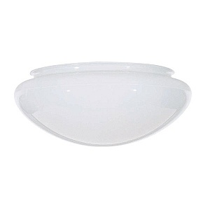 Satco 50 331 50 331 10 Quot Mushroom Glass Shade Sprayed